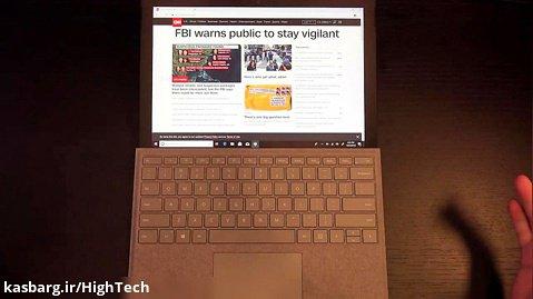 6 بروز رسانی جدید در Microsoft Surface Pro