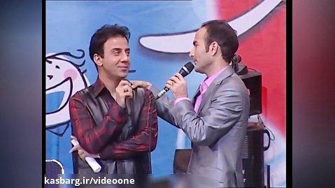 شوخی های خنده دار و باحال عمو پورنگ و حسن ریوندی