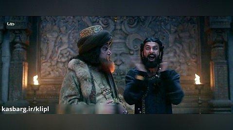 فیلم هندی عاشقانه پادماواتی   Padmaavat 2018   دوبله فارسی