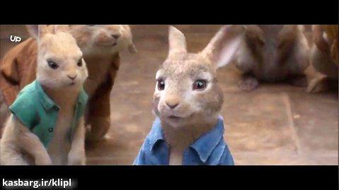 فیلم کمدی پیتر خرگوشه   Peter Rabbit 2018   دوبله فارسی
