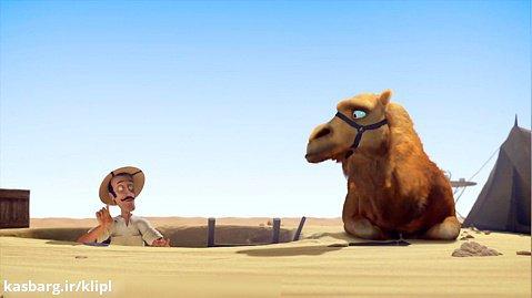 انیمیشن کوتاه اهرام مصر | کانال گاد