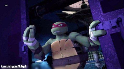 دانلود انیمیشن لاکپشت های نینجا مانگوی مارمولک 2019 | دوبله فارسی