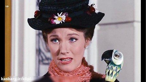 فیلم کمدی مری پاپینز   Mary Poppins 1964   دوبله فارسی   اکشن جنگی هندی