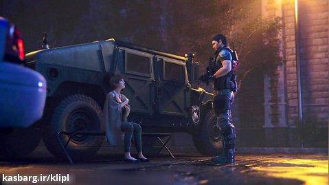 انیمیشن سینمایی رزیدنت اویل Resident Evil 2017 | دوبله | اکشن | کانال گاد