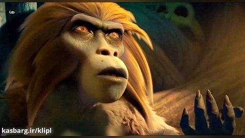 انیمیشن پادشاهی حیوانات میمون ها Animal Kingdom Let's go Ape | دوبله | کان
