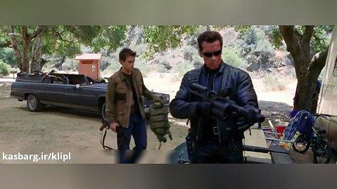 فیلم اکشن Terminator 3 2003 نابودگر 3 خیزش ماشین ها | دوبله | کانال گاد