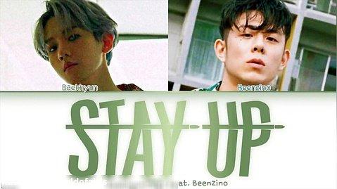 آهنگ Stay Up از بکهیون آلبوم City Lights