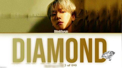 آهنگ Diamond از بکهیون آلبوم City Lights