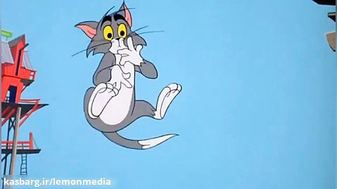 کارتون دیدنی موش و گربه