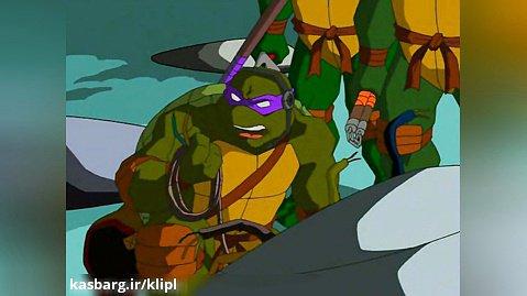 کارتون لاکپشت های نینجا قسمت ( بیست و سه ) ( فصل یک ) | انیمیشن | کانال گاد