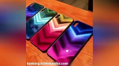 قاب گوشی موبایل مدل لیزری سه بعدی کد 1002