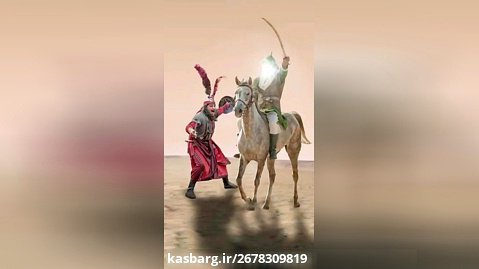 نوحه عزاداری  - زبانحال امام حسین ع بر بالین علی اکبر  - خواننده علی سیار