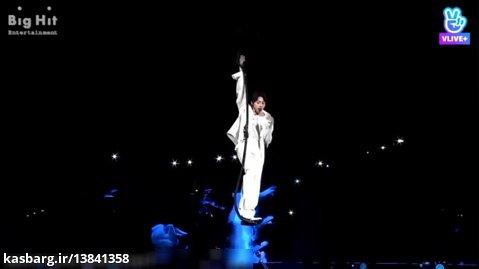 اجرای زنده EUPHORIA از JUNGKOOK در آخرین کنسرت SEOULبا زیرنویس فارسی چسبیده