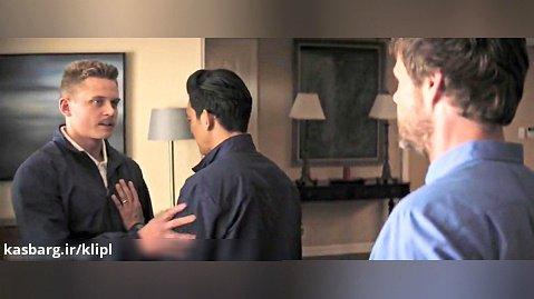 فیلم هیجانی کمدی   سوگند   The Oath 2018   دوبله   اکشن   کانال گاد