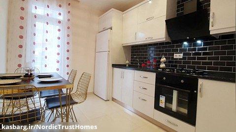 آپارتمان یک خوابه با وسایل لوکس و استفاده نشده با قیمت عالی!!!