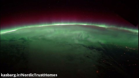 سفر دور دنیا از فضا