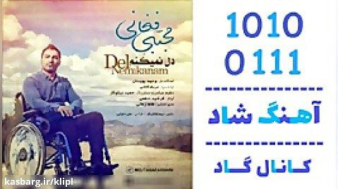 اهنگ مجتبی فغانی به نام دل نمیکنم - کانال گاد
