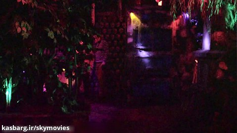 جیمی و کوین هارت در کلبه وحشت !