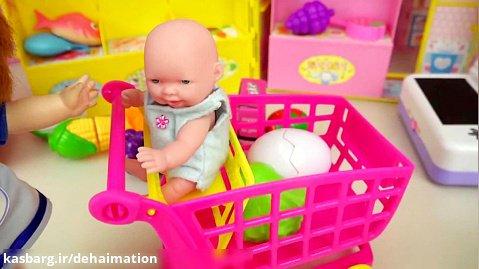 برنامه کودک دخترانه عروسک کوچولو و لیست خرید