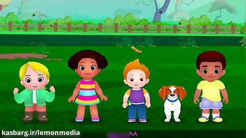 اموزش انگلیسی برای کودکان - mno songs