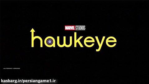 تیزر تریلر فیلم Hawkeye