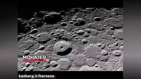 ماه - همسایه ای شگفت انگیز و پر رمز و راز