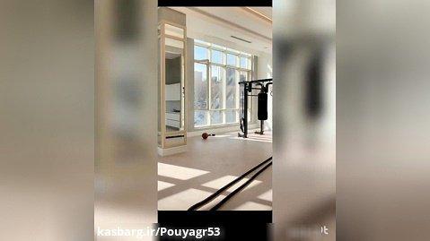فروش آپارتمان نوساز ۲۰۰ متری در سعادت آباد