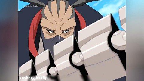 انیمه سریالی - ناروتو - قسمت 8 از 500 - دوبله فارسی Naruto Shippuden - کانال گاد