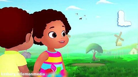 اموزش زبان انگلیسی برای کودکان - alphabat