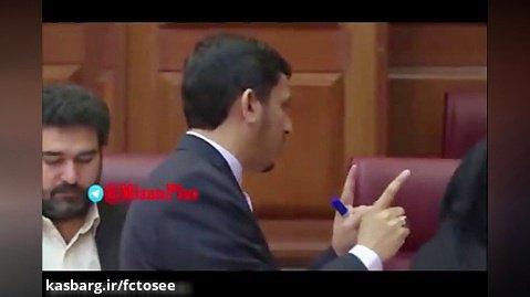 فیلمی از ویلای طبری در بابلسر که در دادگاه نمایش داده شد