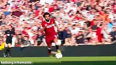 سرعتهای فوق العاده بازیکنان فوتبال