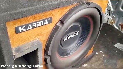 سیستم صوتی پیشرفته روی ماشین