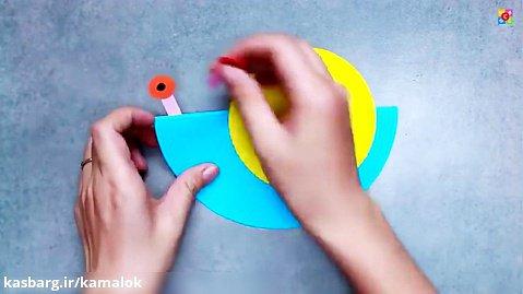 تابستان هیجان انگیز کاردستی برای کودکان - FUN PAPER CRAFTS FOR KIDS