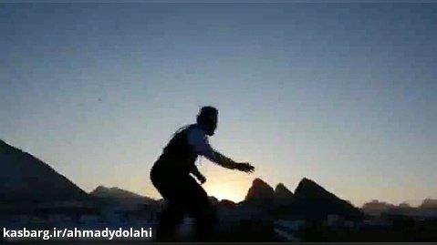 موسیقی حماسی ایل بختیاری محسن جلیل ازاد