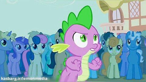 انیمیشن پونی کوچولو - فصل 1 قسمت 6