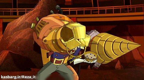 انیمیشن شش ابرقهرمان - فصل 3 قسمت 5