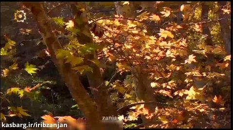 ترانه زیبای پاییز گلدی |  احمد نایبی