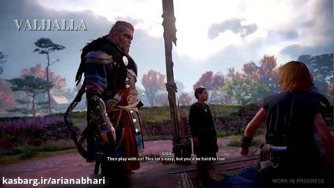 مقایسه بازی Assassin's Creed Valhalla و Assassin's Creed Odyssey