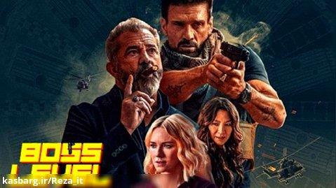 فیلم رتبه رئیس Boss Level 2020 با زیرنویس فارسی | اکشن، علمی تخیلی