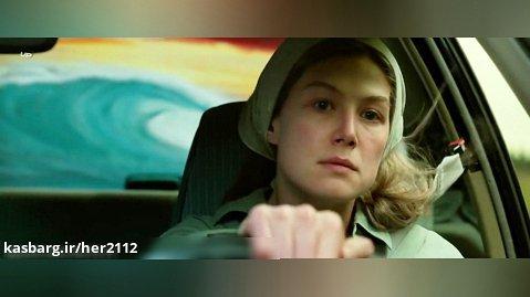 فیلم سینمایی دختر گمشده Gone Girl 2014 با دوبله فارسی