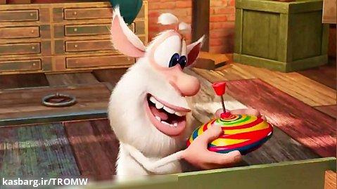 کارتون بوبا  | انیمیشن باحال و خنده دار بوبا | کارتون کودکانه بوبا ( booba )