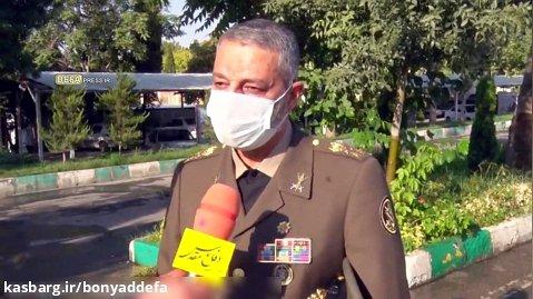 اظهارات فرمانده کل ارتش در تبیین ابعاد شخصیتی مرحوم «حسن نمازی»